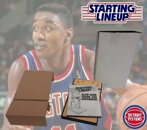 Kenner Starting Lineup Isiah Thomas Prototype Engineering Sample 1989 Pistons