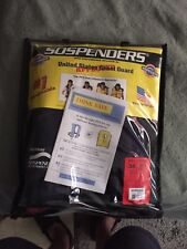 SOSPENDERS Inflatable LIFE VEST Adult Personal Flotation Device