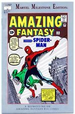 MARVEL MILESTONE EDITION AMAZING FANTASY #15 1ST APPEARANCE of SPIDER-MAN 1992