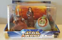 Star Wars TPM JEDI HIGH COUNCIL - 2003 MOC Yarael, Depa, Yaddle FREE Shipping!