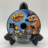 Crash Bash PS1 Disc Only Tested Sony PlayStation 1 Ps1 Game Good 2001