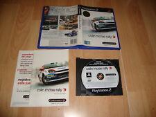 COLIN MCRAE RALLY 3 DE CODEMASTERS PARA SONY PLAY STATION 2 PS2 USADO COMPLETO