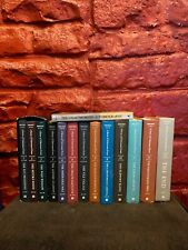 Lemony Snicket COMPLETE HARDCOVER BOOK SET 1-13 + Unauthorized Biography SFF