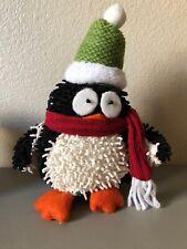 Joelson Industries Penguin Plush Hat Scarf
