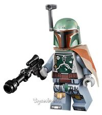 LEGO STAR WARS - MINIFIGURA BOBA FETT SET 75137 - ORIGINAL MINIFIGURE