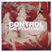 CONTROL The Resistance CD 2012 ant-zen
