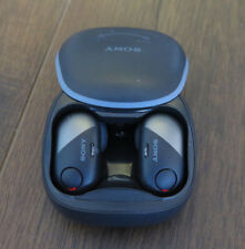 Sony WF-SP700N Black In-Ear Only Headsets (Used Once for Testing)
