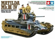 Tamiya Model Kit - Matilda Mk.III/IV British Tank Mk.IIA - 1:35 Scale 35300 New