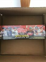 2020 Topps Series 1 & 2 Factory Complete Set SEALED HOBBY EDITION + 5 #'d Foil