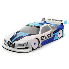 Mon-Tech Racing 190mm Evo Clear Body 1:10 RC Cars Touring On Road #MTR-014-003