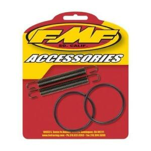 New FMF Pipe Springs & Exhaust Gaskets For 2005 2006 2007 Kawasaki KX250 KX 250