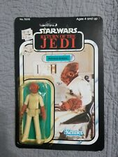 ADMIRAL ACKBAR Vintage Star Wars RETURN OF THE JEDI  1983 MOC  Sealed Kenner