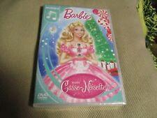 """DVD NEUF """"BARBIE : CASSE-NOISETTE"""" dessin anime"""