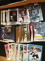 2019-20 Upper Deck Series 1 & 2, UD Portraits, Canvas, (You Pick Card) NHL RC BZ