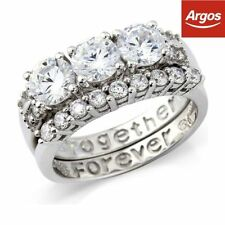 Cubic Zirconia Band Beauty Costume Rings
