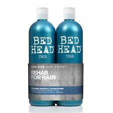2x750ML Bed Head Tween Recovery Shampoo and Conditioner for Weak Brittle Hair
