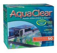 Aqua Clear 50/200 76-190L Hang On External AquaClear Aquarium Fish Tank Filter