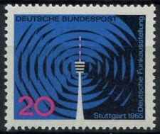Alemania Occidental 1965 Sg # 1402 Radio exposición Mnh #d 407