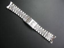 NEW! 22 mm Genuine Seiko Jubilee Style Steel Bracelet band SKX007 SKX009 SKX011