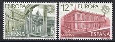 SPAIN MNH 1978 SG2522-23 Europa