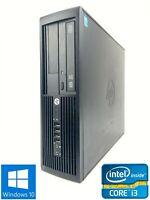 HP Pro 4300 SFF - 500GB HDD, Intel Core i3-3220, 8GB RAM - Win 10 Pro