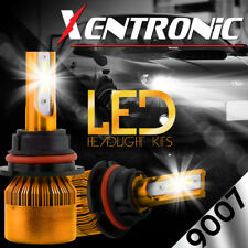 XENTRONIC LED HID Headlight kit 9007 HB5 White for 1997-2006 Mercury Mountaineer