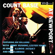 Count Basie At Newport (Polka Dots And Moonbeams) 1989 PolyGram CD