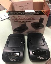 Wavecom JR RF-Link Wireless 2.4GHZ Audio Video Everywhere TRANSMITTER RECEIVER