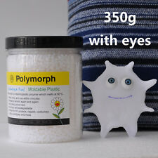 350g jar Polymorph with eyes, Moldable Plastic Pellets, Plastimake, Instamorph