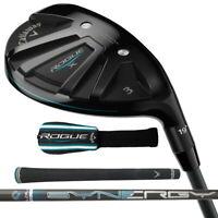 New 2020 Callaway Rogue X Hybrid - Mens Right Handed - Choose Your Loft and Flex