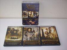 """COFFRET 6 DVD """" LE SEIGNEUR DES ANNEAUX """" LA TRILOGIE"""