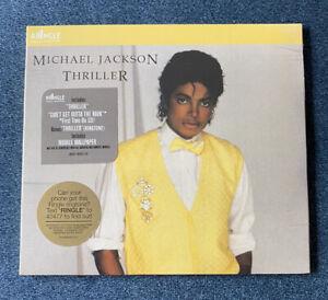 "MICHAEL JACKSON THRILLER ""RINGLE"" CD SINGLE, 2007 [ULTRA RARE, SEALED]"