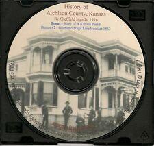 History of Atchison County, Kansas +bonus