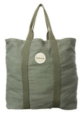 NEW + TAG BILLABONG MODERN LOVE LARGE BEACH TOTE GYM TRAVEL BAG HANDBAG KHAKI