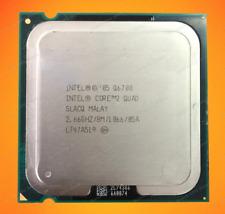 Intel Core 2 Quad Q9650 Q9550S Q9550 Q9500 Q9400 Q9300 Q8200s Q6700 Q6600 775CPU