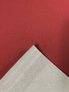 """Automotive Upholstery Headliner Fabric 3/16"""" Foam Backing 60"""" Wide 17 Colors"""