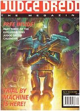 Judge Dredd Megazine #12 VF- (7.5) 1992