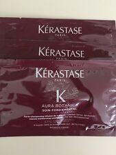 K'erastase  Botanica Soin Fondamental Deep Conditioner Dull Hair 3 Sampels 15 ML