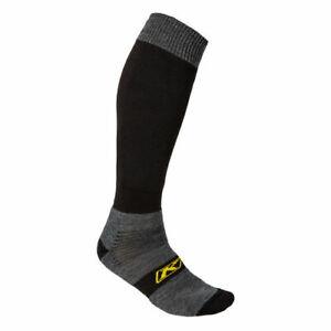 KLIM Sock - BLACK
