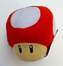 "World of Nintendo Super Mario 6"" Plush 1 Up Mushroom with Sounds *NEW*"