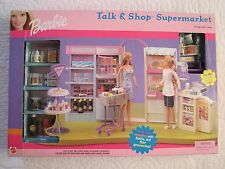 Barbie Talk & Shop Supermarket Playset ..New In The Box!!!