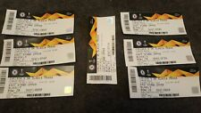 Chelsea V Slavia Prague ticket 2019 Europa league quarter final