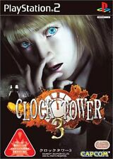 Used PS2 Clock Tower 3   Japan Import (Free Shipping)