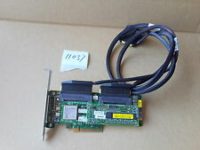 + HP P400 RAID Controller 405832-001 w/ 256MB Cache 405836-001 and cable