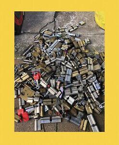 Used Euro Cylinders - Locksport / Hobby