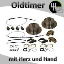 Umbausatz Umrüstsatz Scheibenbremse Bremsscheiben Hinterachse VW Käfer