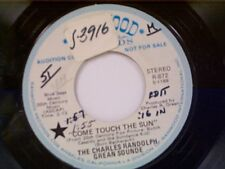 "CHARLES RANDOLPH GREAN SOUND ""COME TOUCH THE SUN / MARCUS WELBY MD"" 45 PROMO NM"