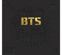 BTS 2 COOL 4 SKOOL 1st Single Album CD+Booklet+Photo book KPOP