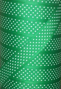 """5 Yards 7/8"""" OFFRAY SWISS DOT GROSGRAIN RIBBON 14 COLORS YOU PICK COLOR"""