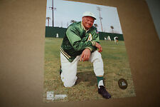 OAKLAND A'S  HANK BAUER UNSIGNED 8X10 PHOTO POSE 2